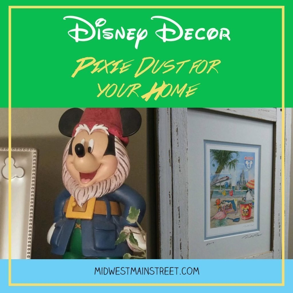 Disney Decor for your Home