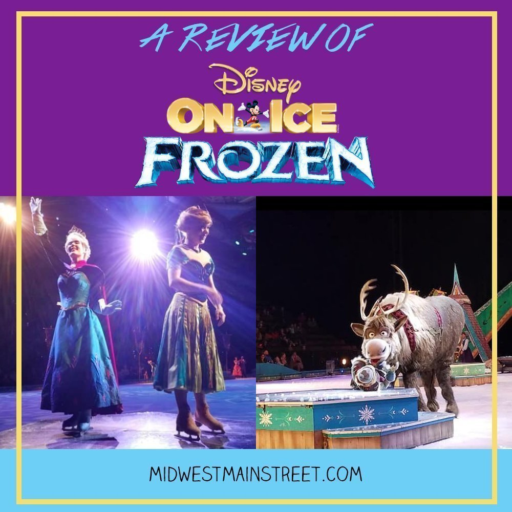 Review: Disney on Ice