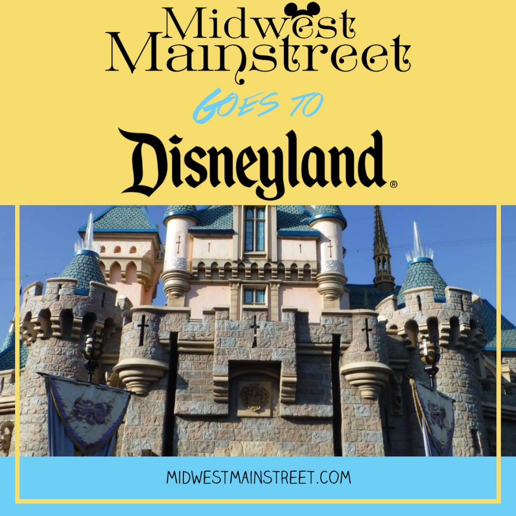 Midwest Mainstreet goes to Disneyland